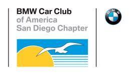 BMW Car Club of America San Diego Chapter Logo