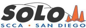 San Diego Region (SDR) SCCA Logo
