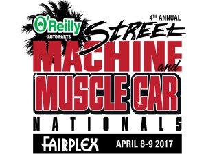 Street Machine Nationals Logo