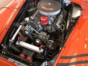 FFR Cobra Engine Compartment