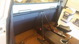 Sean's F100 Interior - harness bar