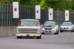 Sean's F100 on track PIR headon