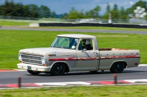 Sean Fogli F100 on track PIR