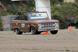 Bill Kinsman 72 Bronco CAM Challenge