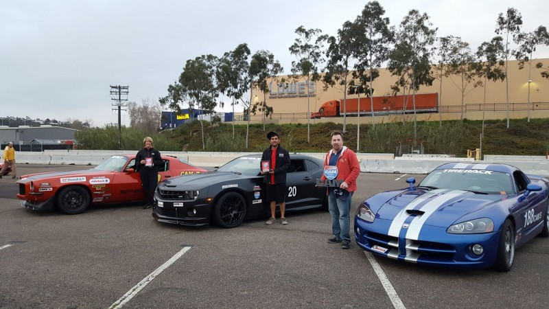 San Diego CAM Challenge Shootout Winners