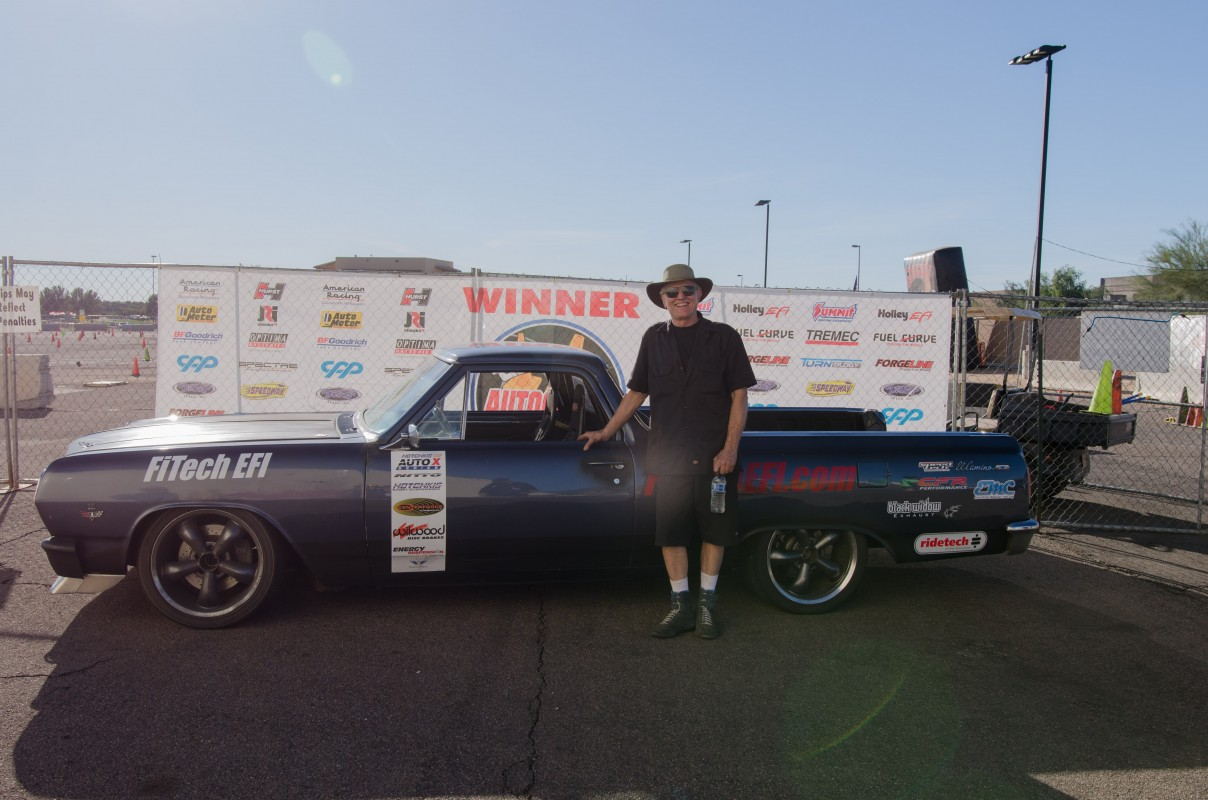 Mike Sullivan – 1965 Chevy El Camino - Goodguys Autocross