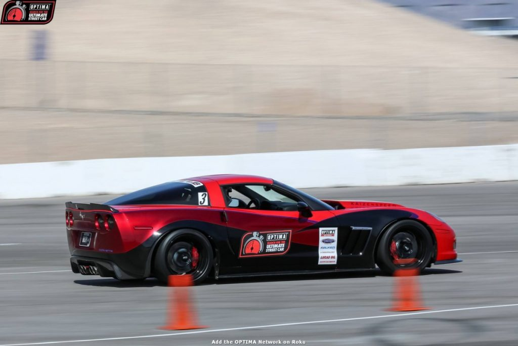 Glen Barnhouse c6 Corvette Optima USCA Vegas 2017