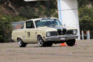 Joseph Roach 1966 Barracuda CAM Challenge
