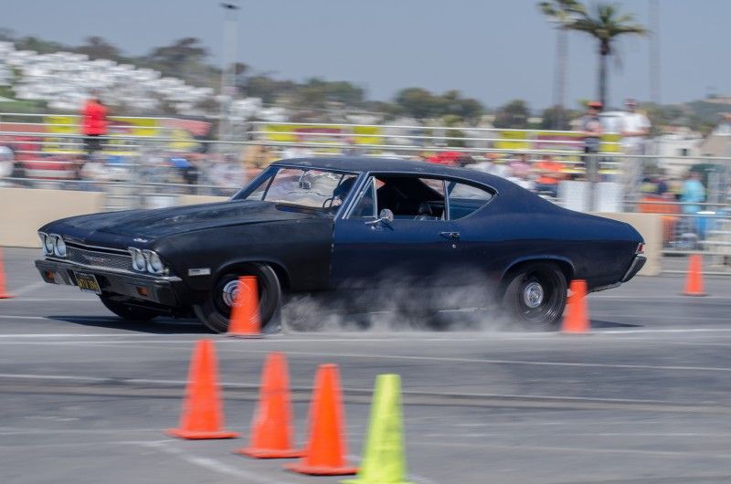 Chevelle Del Mar Goodguys Autocross 2017