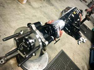 12 bolt full floater axle