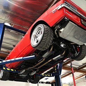 Magnaflow pro touring Camaro Exhaust