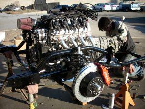 TCI Engineering Camaro Subframe