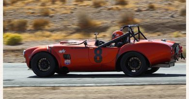 Maui Brandhoff's FFR Cobra Willow Springs