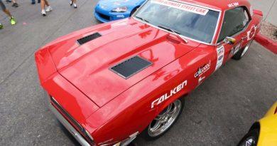 Optima Alley Trackspec Motorsports Hood Louver