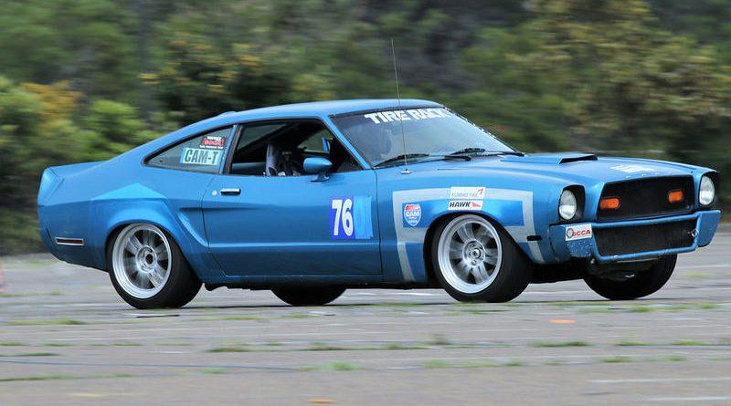 Alcino Azevedo 76 Mustang II CAM Challenge