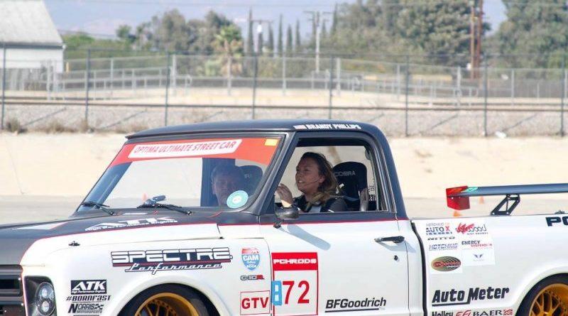 Brandy Phillips C10R Truck NMCA Hotchkis Autocross 3