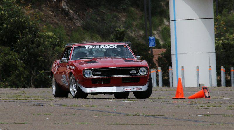 Chad Ryker 1968 Camaro CAM Challenge