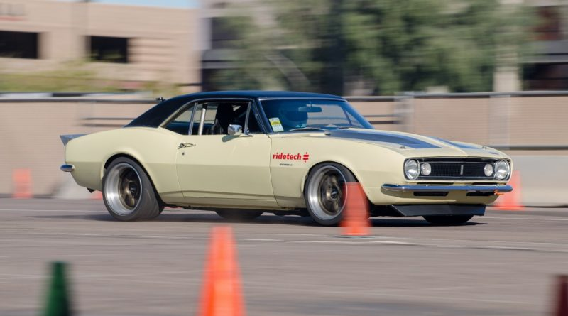 Bret Voelkel – 1967 Chevy Camaro goodguys autocross spring nationals