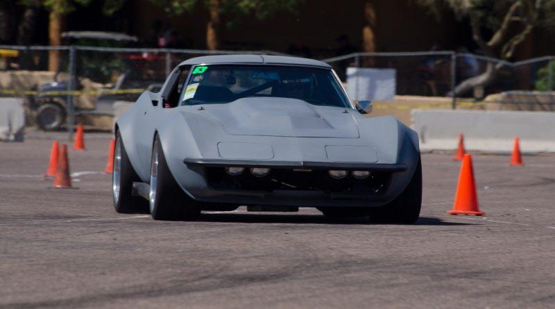 Casey Cronin – 1972 Chevy Corvette - - Goodguys autocross spring nationals
