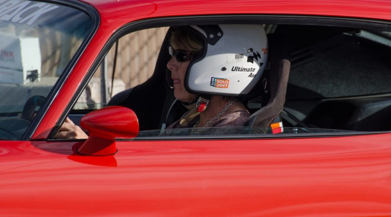 Marry Pozzi Camaro goodguys autocross spring nationals