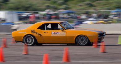 Keith Corrigan – 1968 Chevy Camaro - Goodguys Autocross