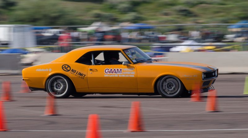 Keith Corrigan – 1968 Chevy Camaro - Goodguys Autocross
