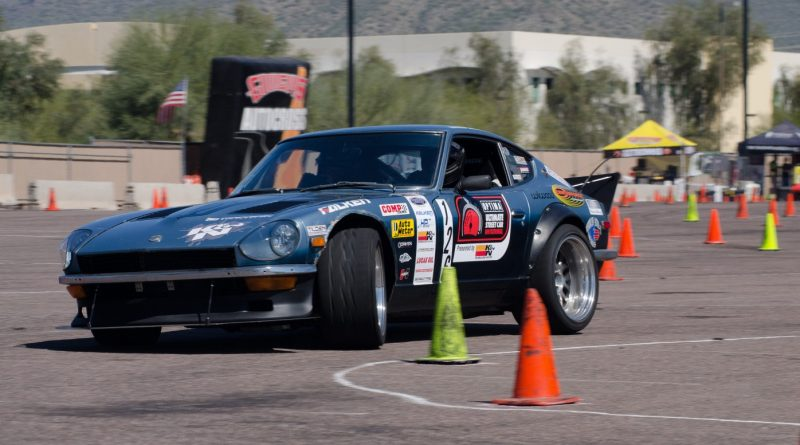 David Carrol 280z goodguys autocross