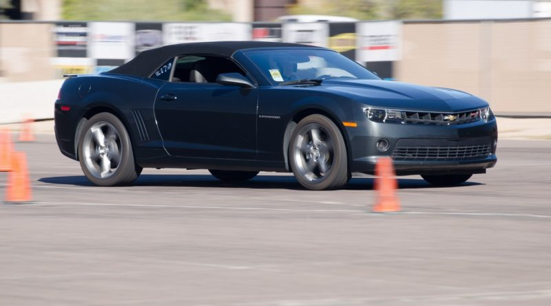 5th gen Camaro - Goodguys Autocross