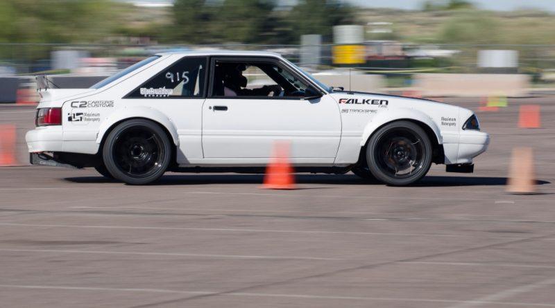 Gregg Biddlingmeier Mustang - Goodguys Autocross