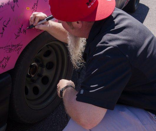 Chad Reynolds Goodguys Autocross