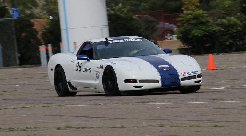 David Rock 2001 Corvette Z06 - CAM Challenge