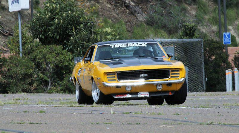 Efrain Diaz 1969 Camaro CAM Challenge