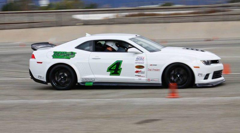Greg Nelson Camaro Z28 NMCA Hotchkis Autocross