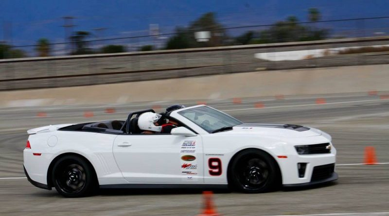 Jason Flaherty Camaro Mid Pack Leader NMCA Hothckis Autocross