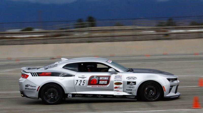 Jordan Priestley Camaro Evilyn NMCA Hotchkis Autocross
