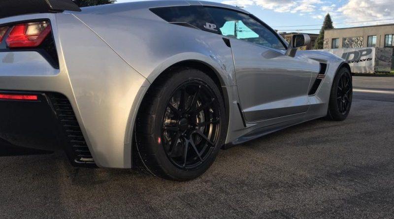 Jordan Priestley Corvette NMCA Hotchkis Autocross