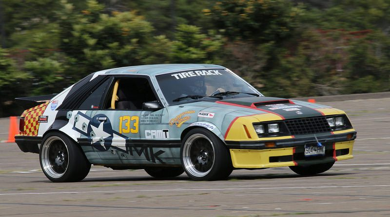 Mike Trenkle 1982 Mustang CAM Challenge