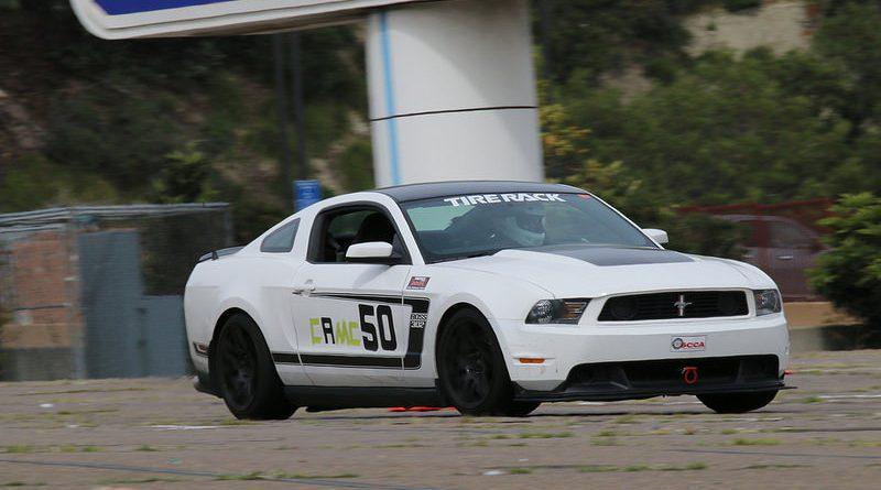 Scott Mullens 2012 Mustang - CAM Challenge