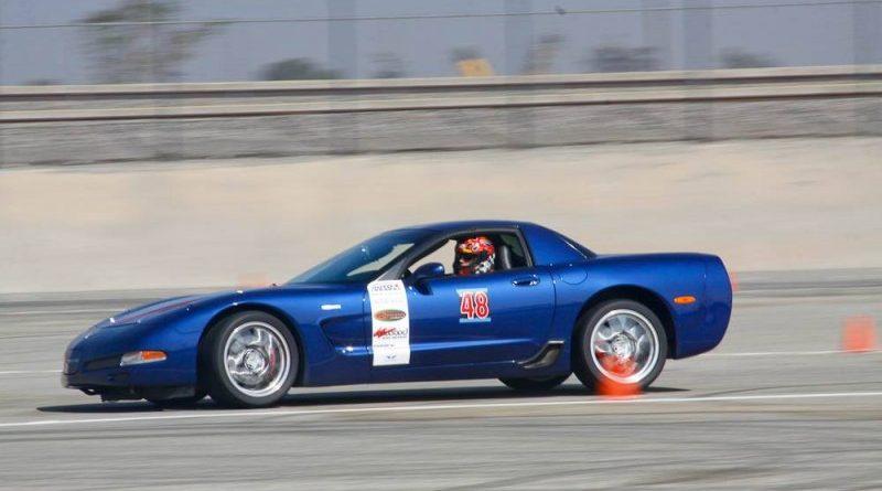 Steve Abbot Corvette Z06 NMCA Hotchkis Autocross