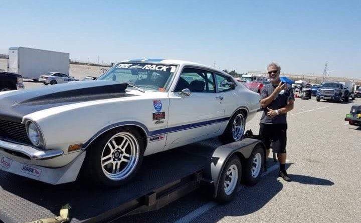 Bry Morris 1971 Maverick SCCA ProSolo Fontana CAM 2017