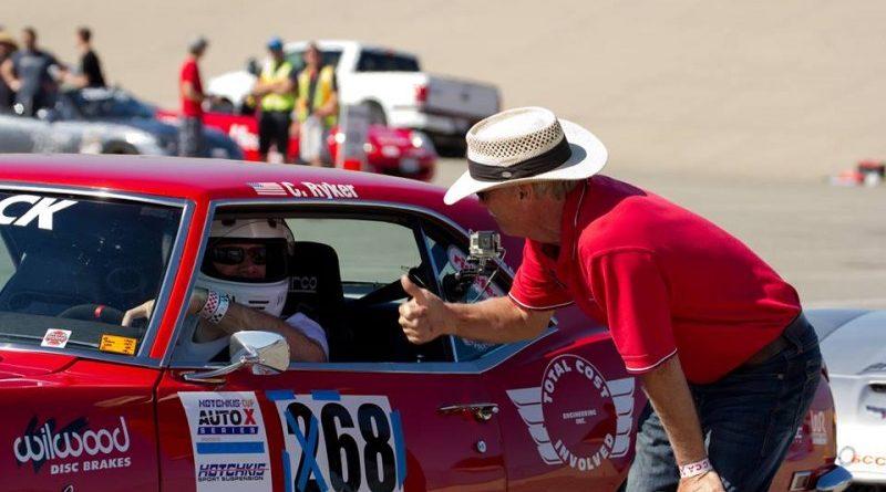 Chad Ryker Camaro Fontana SCCA ProSolo Autocross 2017 Tom Berry
