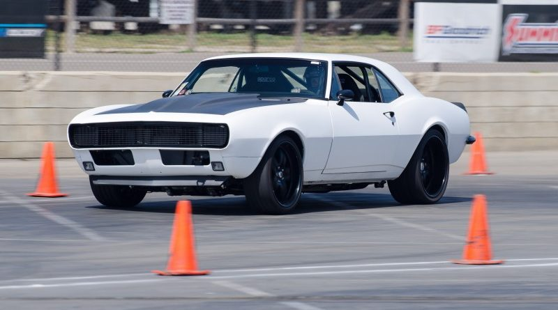 Camaro Del Mar Goodguys Autocross 2017