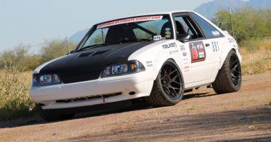 Gregg Biddlingmeier autoxstang autocross mustang 6