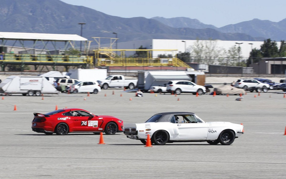 2017 SCCA ProSolo Fontana CAM Class Event Recap — AutoXandTrack