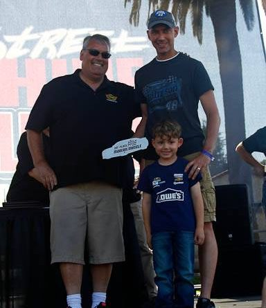 Steve Pierik modern muscle winner Street Machine and Muscle Car Nationals Autocross 2017