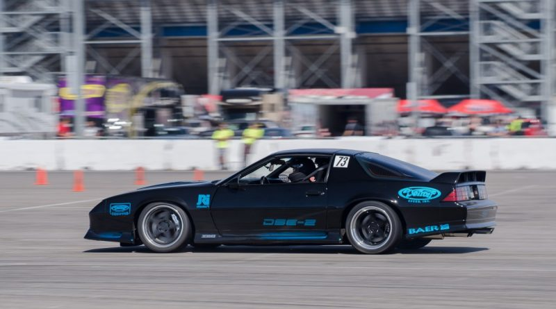 Brandon Pursley 3rdgen Camaro LSFest West 2017 2