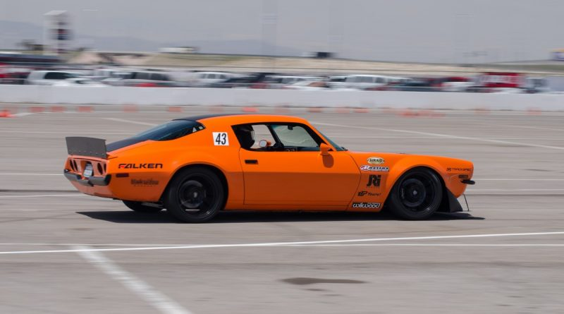 Brian Hobaugh 1973 Camaro LSfest West 2017