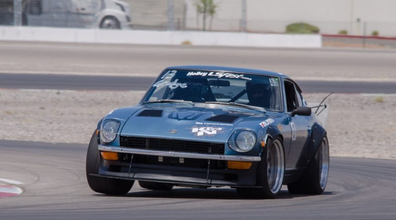 David Carrol 1975 280Z LSFest West 2017 Road Course