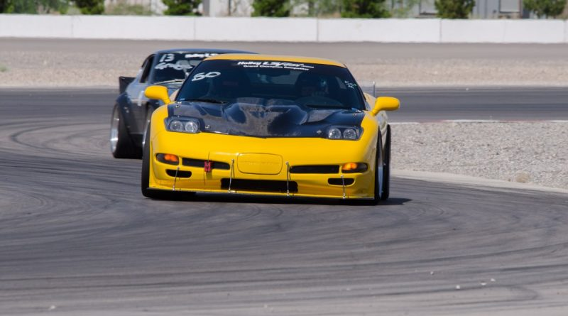 Duke Langley Corvette C5 LSFest West 2017 Road Course