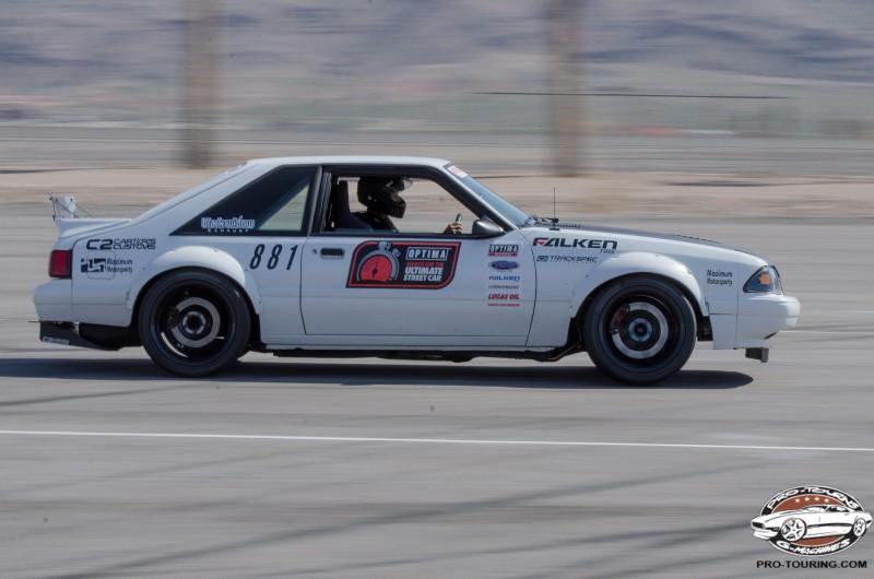 Gregg Biddlingmeier autoxstang autocross mustang 2